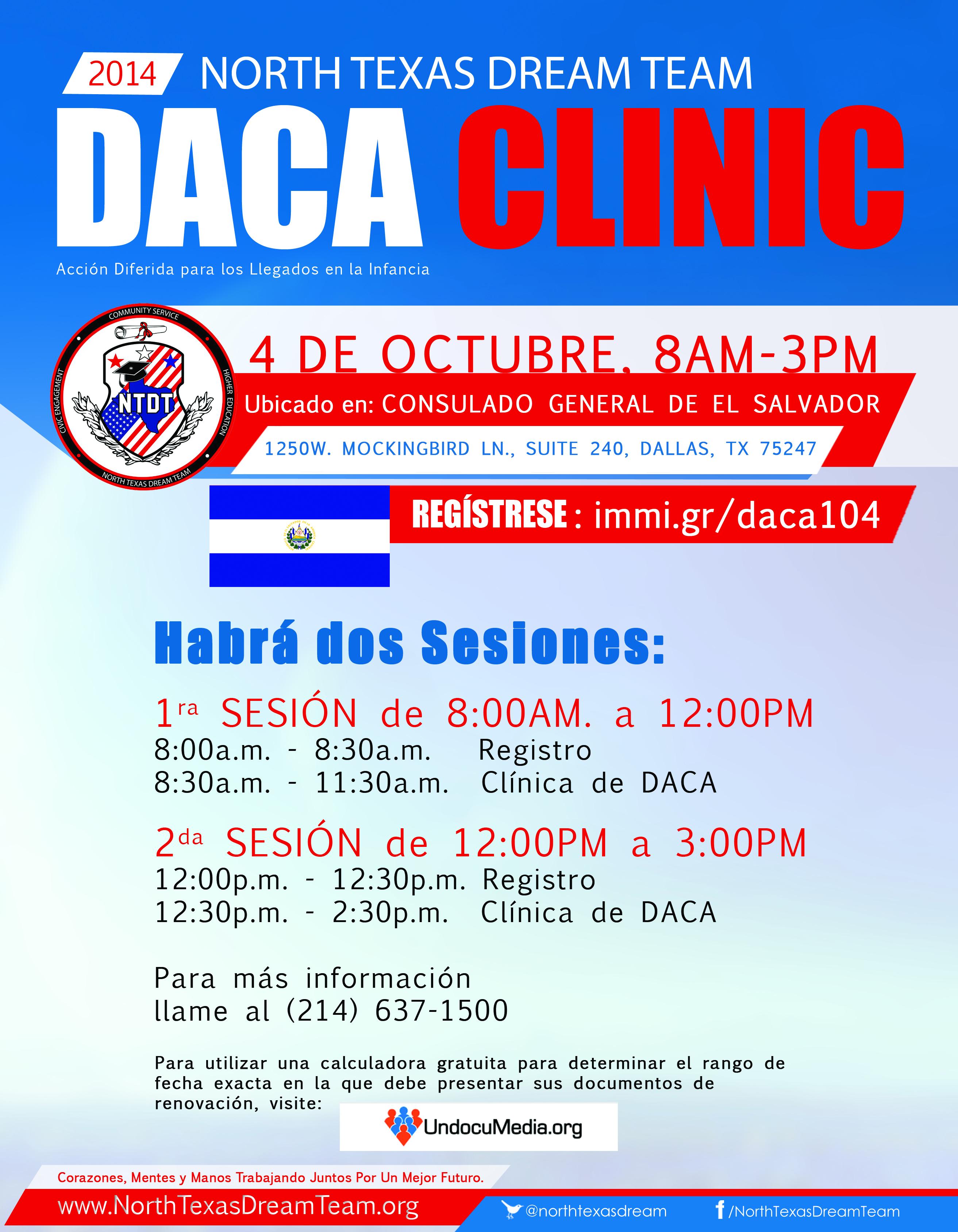 DACA Clinic